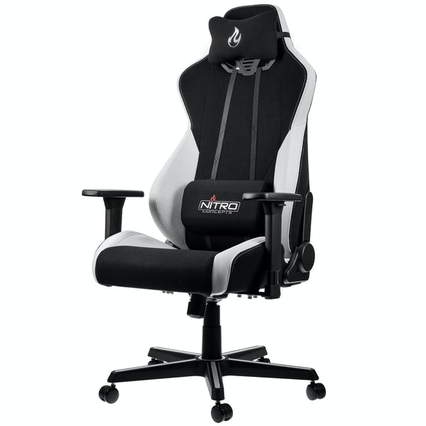 Nitro Concepts S300 - RADIANT WHITE Gaming chair