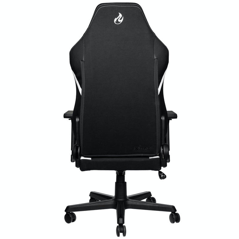 Nitro Concepts X1000 - Black/White Gaming chair