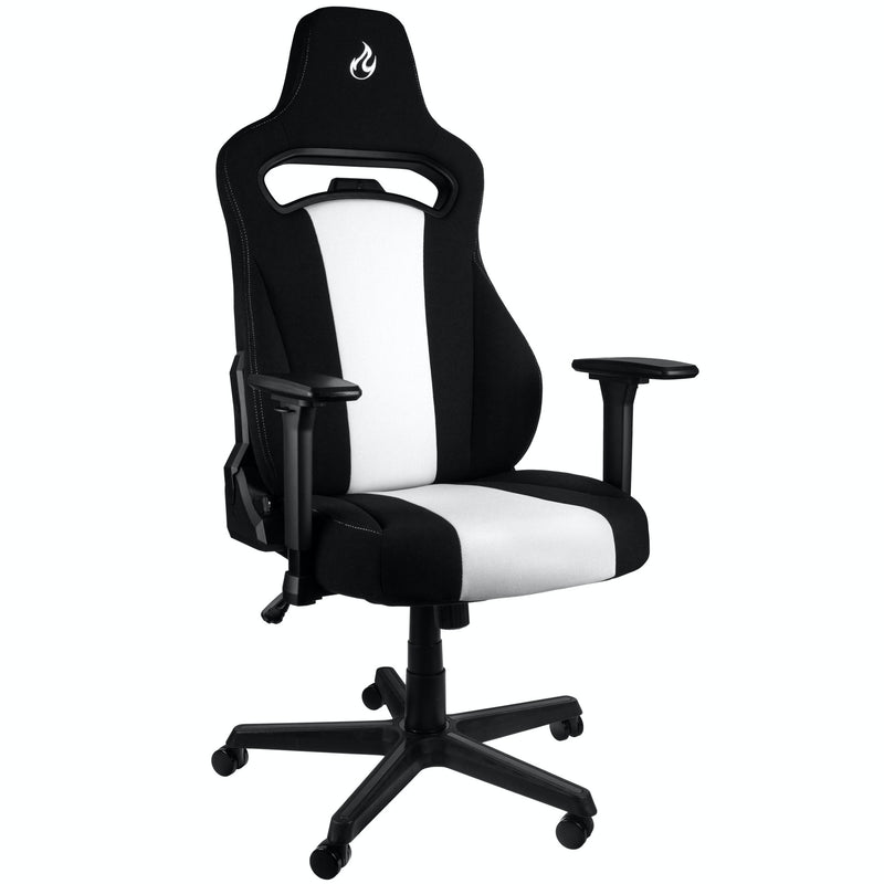 Nitro Concepts E250 Gaming Chair - Black/White