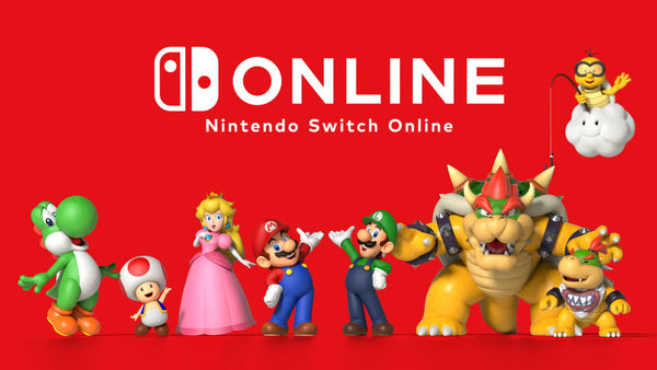 Nintendo Switch Online Membership Code US (E-Mail / SMS)