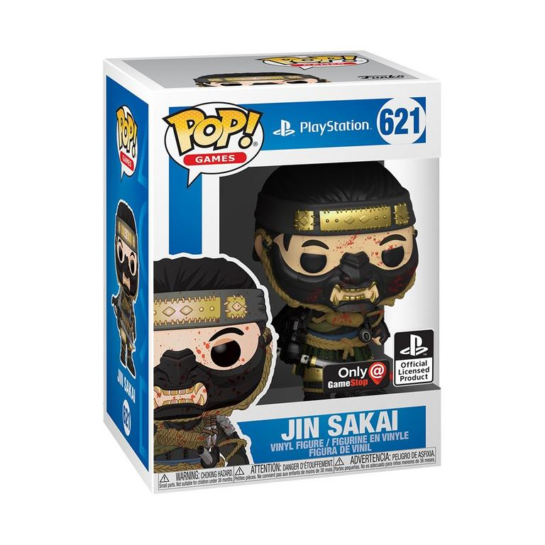 Funko Pop! Ghost of Tsushima Jin Sakai Bloody (Exclusive)