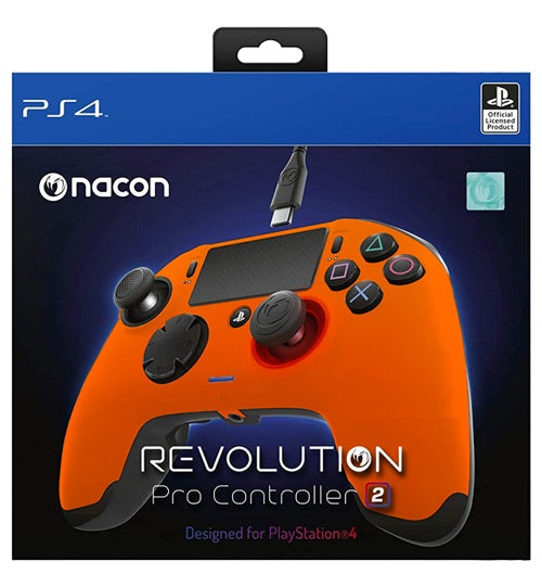 Nacon PS4 Revolution Pro Controller 2 - Orange