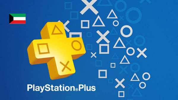 PlayStation Plus Membership - Kuwait (E-Mail Delivery)