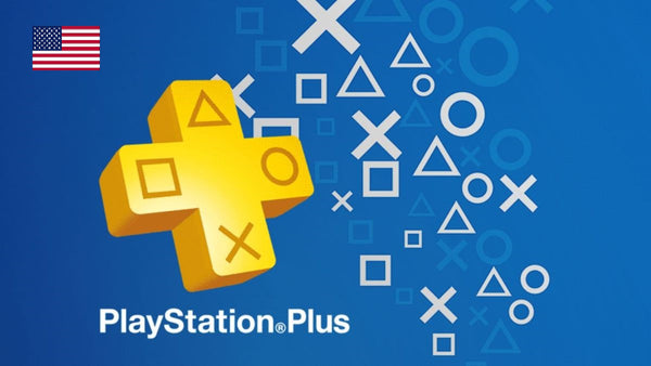 PlayStation Plus Membership - US (E-Mail Delivery)
