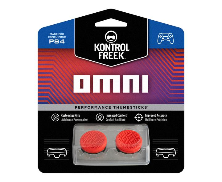 KontrolFreek Performance Thumbsticks Omni for PS4