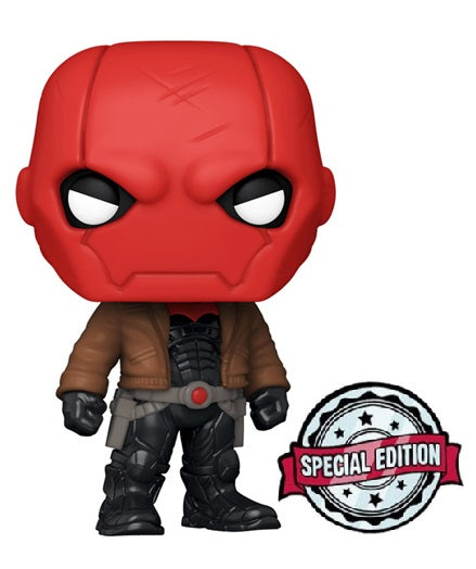 Funko POP! Heroes - Red Hood (Special Edition)