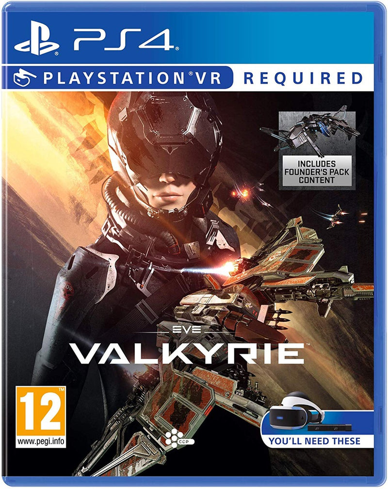 [PS4] EVE Valkyrie - R2 (VR Required)