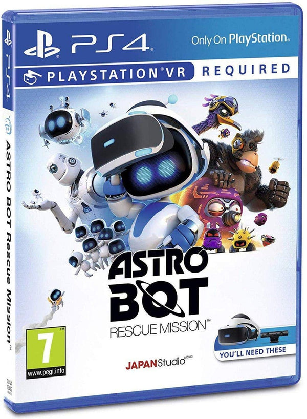 [PS4] ASTRO BOT: Rescue Mission - R2 (VR Required)