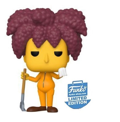 Funko POP! The Simpsons - Sideshow Bob (Exclusive)