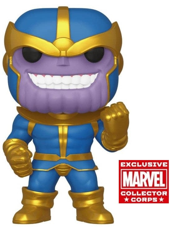 Funko POP! Avengers - Thanos (Exclusive Marvel Collection)