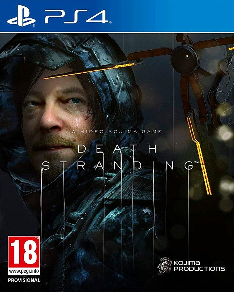 [PS4] Death Stranding - R2
