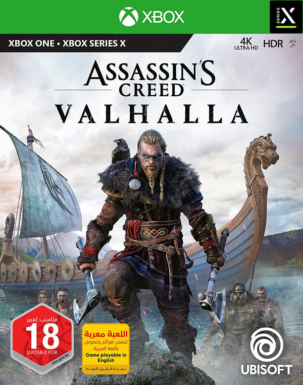 [XB1] Assassin's Creed Valhalla - R2 (Arabic)