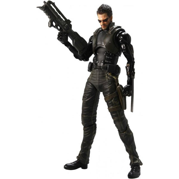 DEUS EX HUMAN REVOLUTION PLAY ARTS KAI SERIES - ADAM JENSEN #1