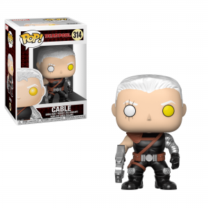Funko POP! Marvel: Deadpool - Cable