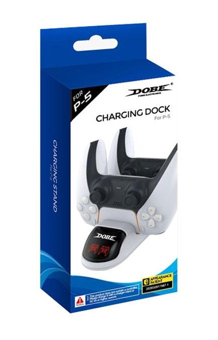 DOBE - Charging Dock for PS5 Controllers