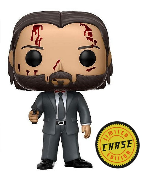 Funko POP! Movies - John Wick Chapter 2 (Chase Edition)