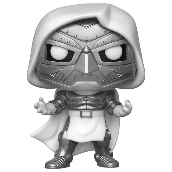 Pop Marvel: Fantastic Four - Doctor Doom White Limited Edition Exclusive