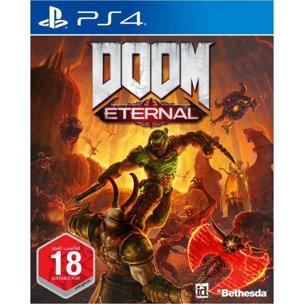 [PS4] Doom Eternal - R2