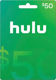 Hulu $50 Gift Card (E-mail Delivery)