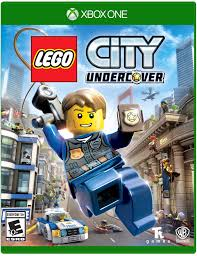 [XB1] LEGO City Undercover - R1