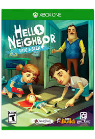 [XB1] Hello Neighbor Hide & Seek - R1