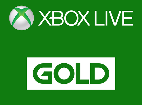 Xbox Gold Membership (E-Mail Delivery)