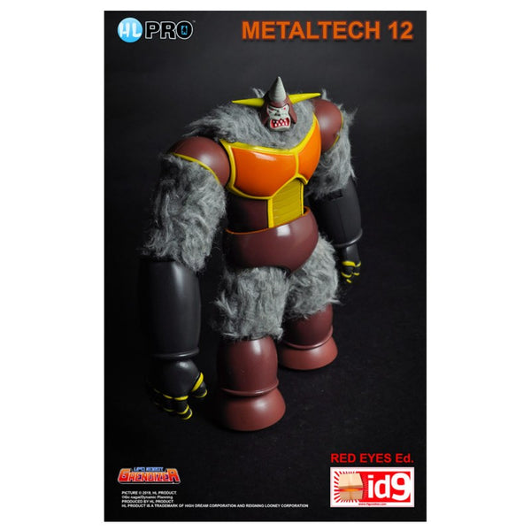 HL PRO METALTECH 12 - KING GORI DIE CAST  RED EYES  LIMITED EDITION