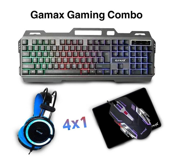 GAMAX Gaming Combo Series CP-02