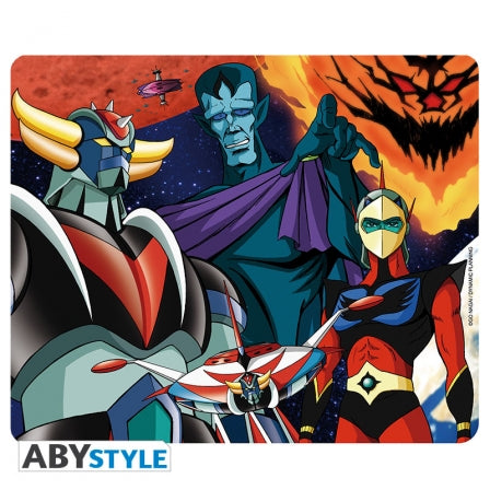 GRENDIZER Mouse pad Group-ABYStyle