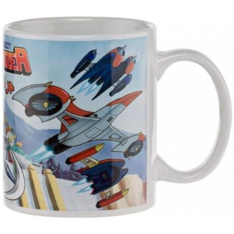 HL PRO HIGH DREAM GRENDIZER UFO ROBOT CERAMIC COFFEE MUG- Spazer