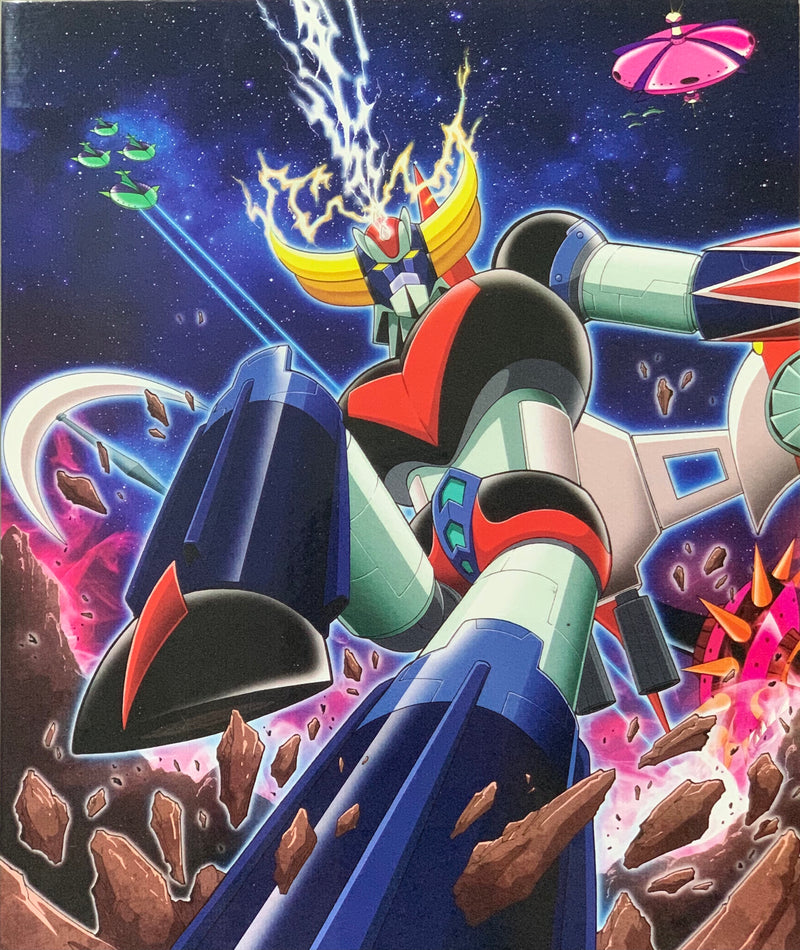 Grendizer Tsume Art Model Design - Fabulous POP Art Decor