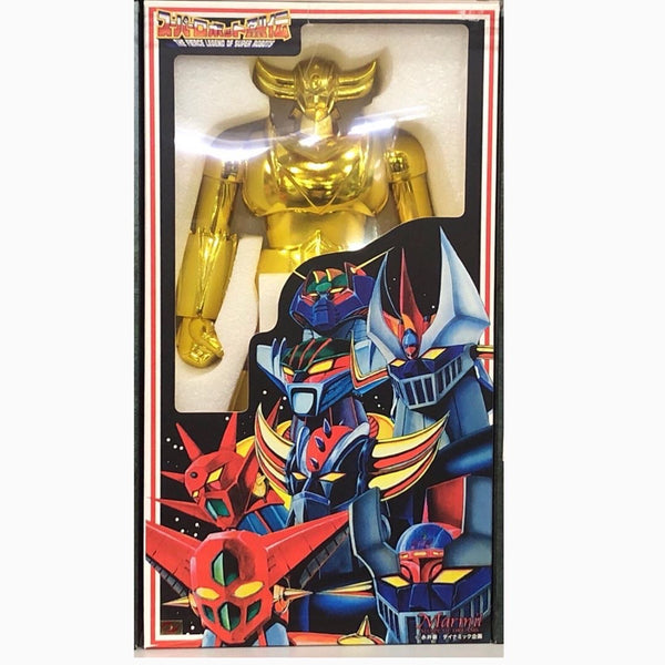 HL PRO LIMITED EDITION GOLD PLATED GRENDIZER 027/200 Pieces only World Wide