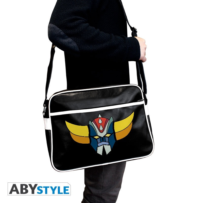 GRENDIZER Messenger bag  Grendizer's head Vinyl