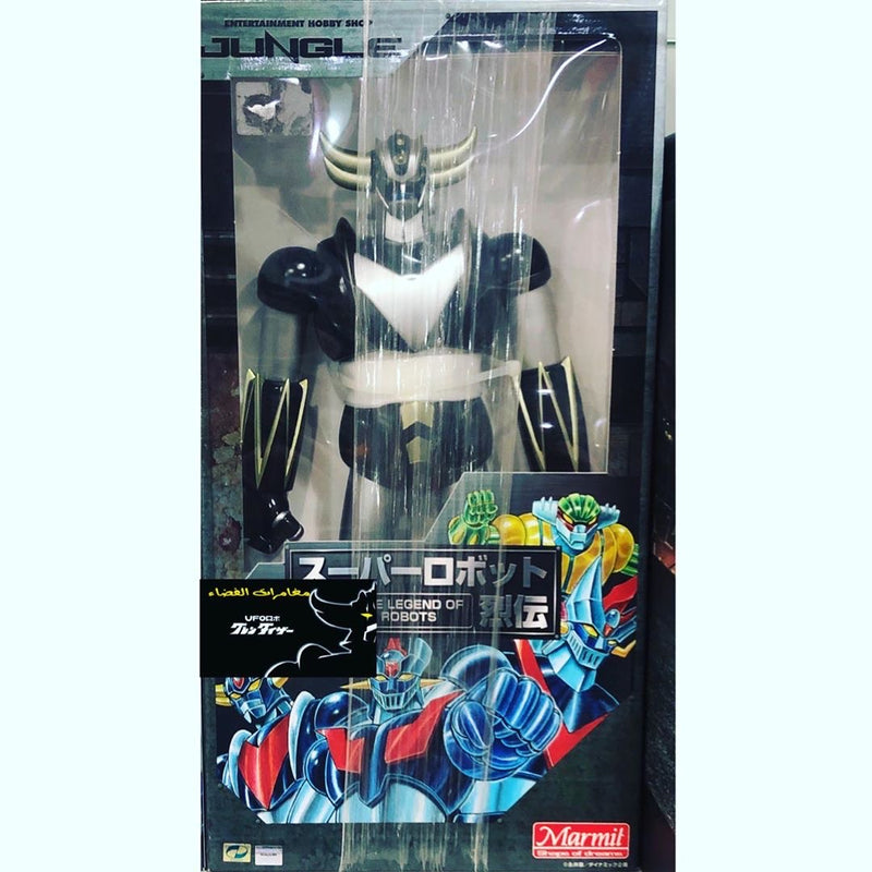 The Fierce Legends of Super Robots Grendizer Limited Black Edition