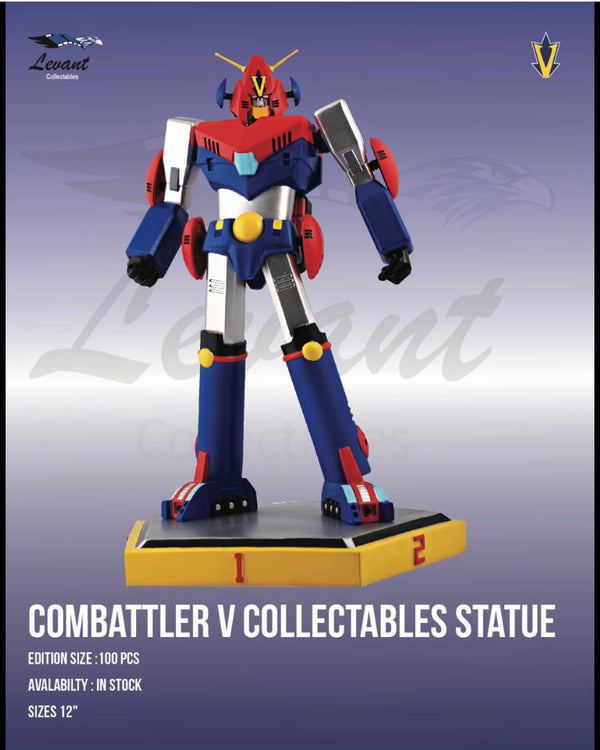 Combattler V Collectable Statue