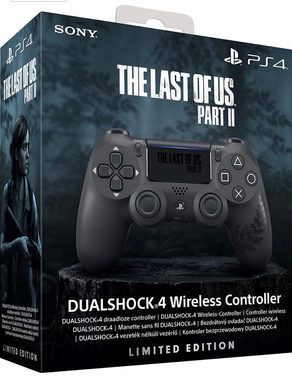 PS4 Limited Edition The Last of Us Part II DualShock 4 Wireless Controller
