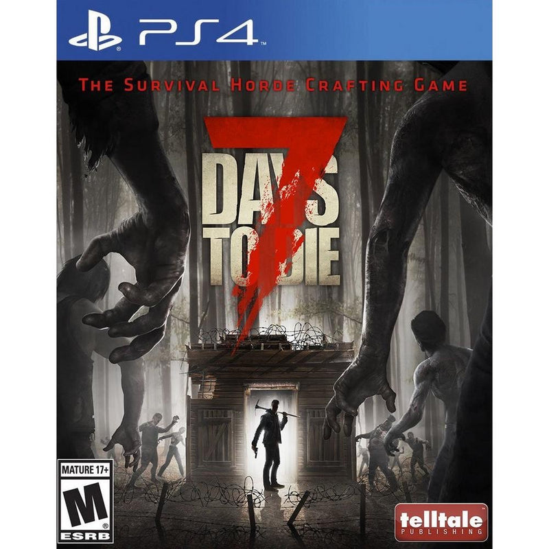 [PS4] 7 Days to die - R1