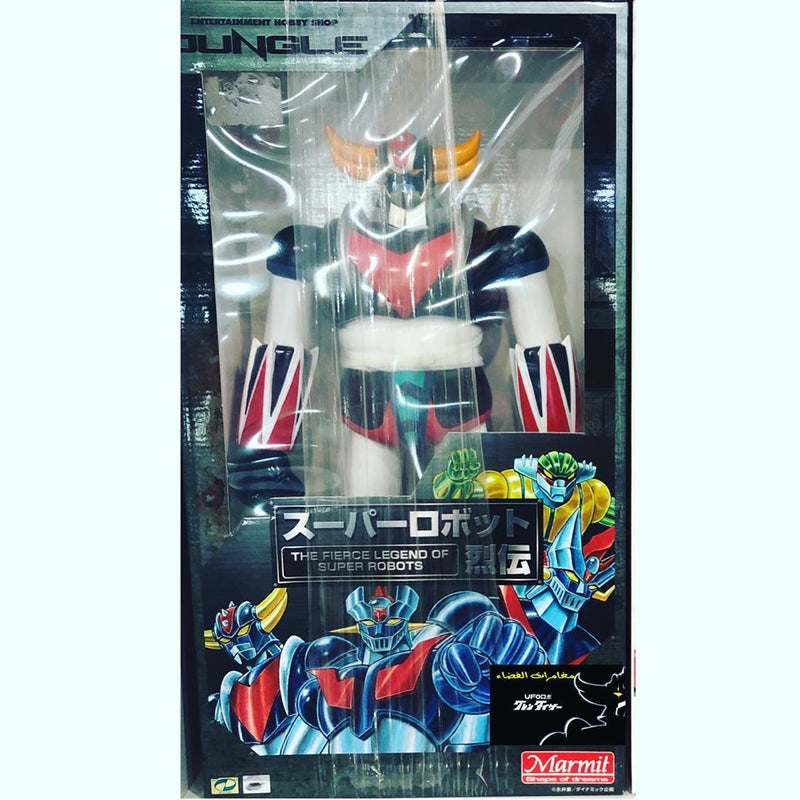 The Fierce Legend of Super Robots Grendizer Jungle Marmit Limited Color Ver