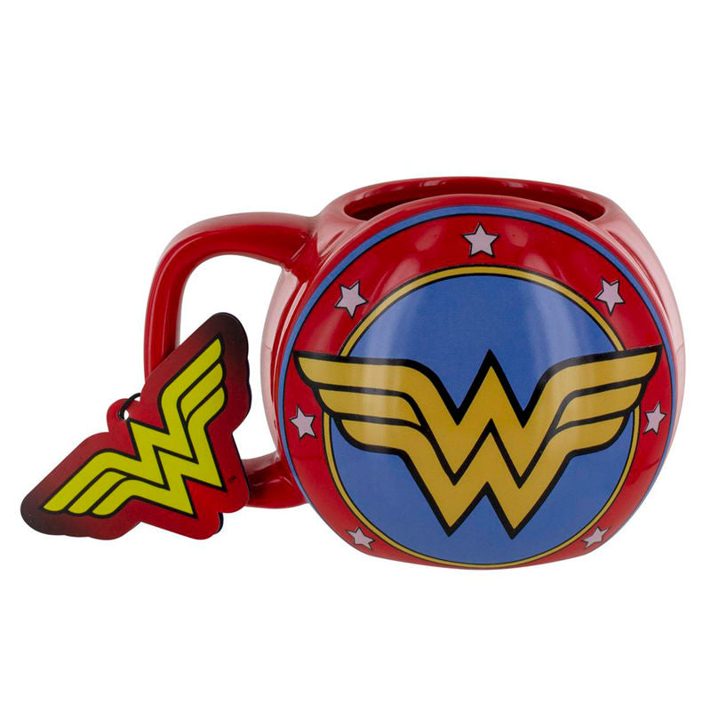 Paladone Wonder Woman Shield Mug