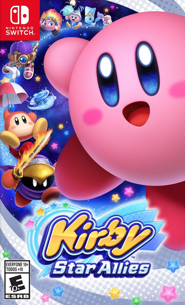 [NS] Kirby: Star Allies - R1