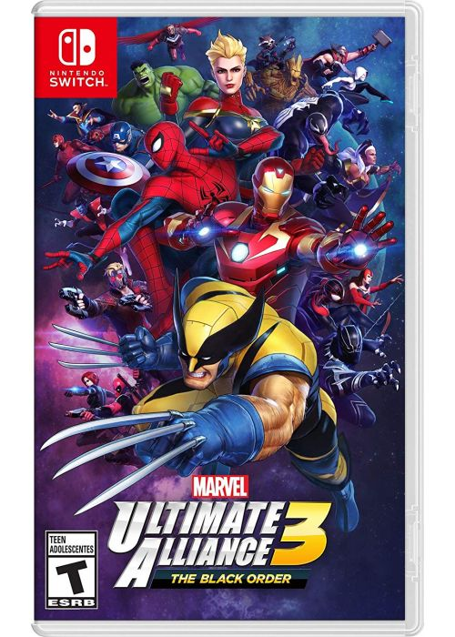 [NS] Marvel Ultimate Alliance 3: The Black Order - R1