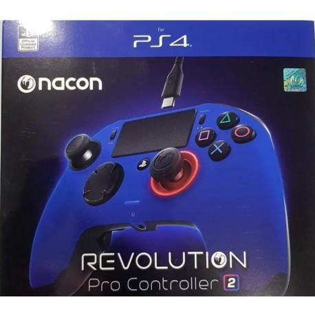 Nacon PS4 Revolution Pro Controller 2 - Blue