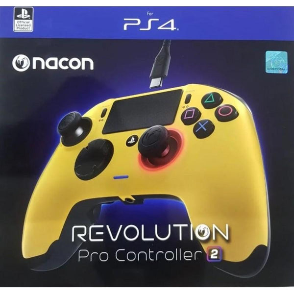 Nacon PS4 Revolution Pro Controller 2 - Gold