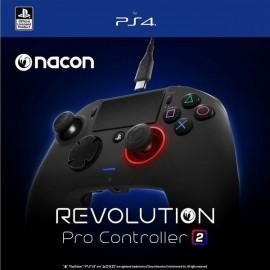 Nacon Revolution Pro Controller 2 - For PS4 - Black