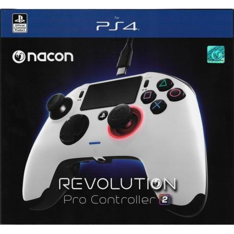 Nacon Revolution Pro Controller 2 - White