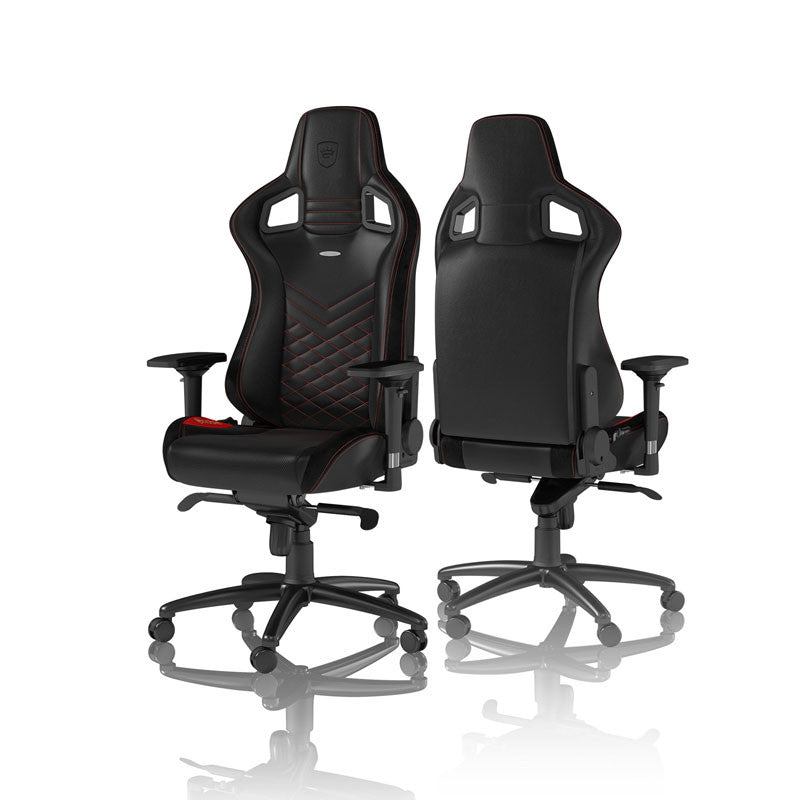 Noblechairs EPIC Series - Black/Red