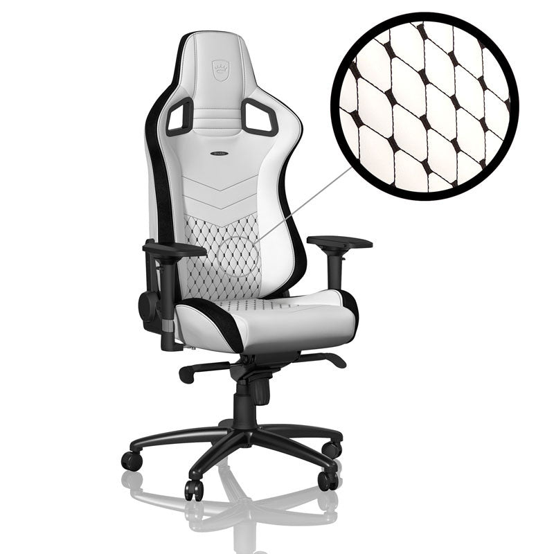 Noblechairs EPIC Series - White