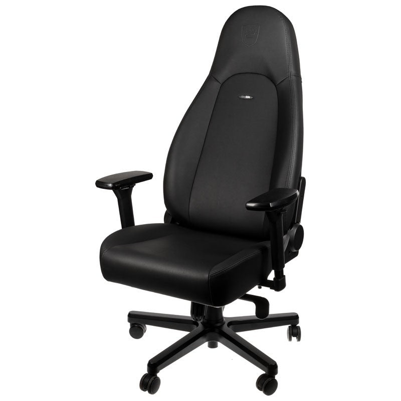 Noblechairs ICON  Gaming Chair - BLACK EDITION
