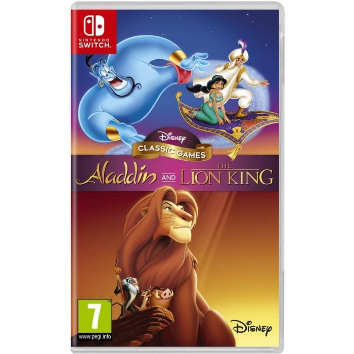 [NS] Disney Classic Games: Aladdin And The Lion King - R2