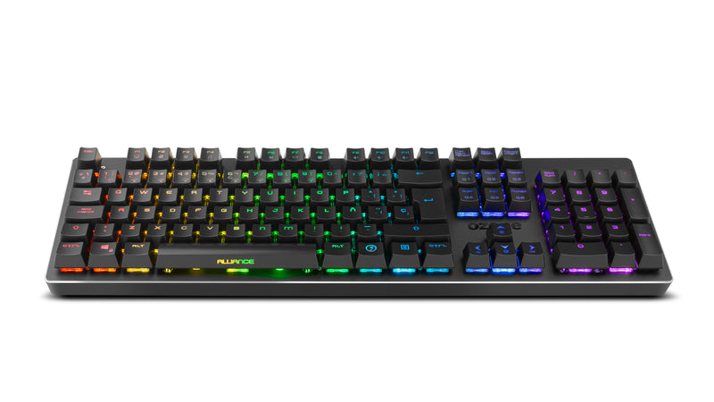 OZone Alliance hybrid RGB Keyboard